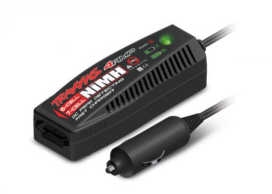 Traxxas Charger DC 4 amp (6 - 7 cell 7.2 - 8.4 volt NiMH)
