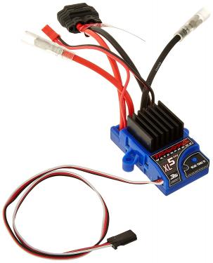 Traxxas XL-5HV 3S Waterproof ESC (Electronic Speed Control) - Standard fit to Traxxas TRX-4