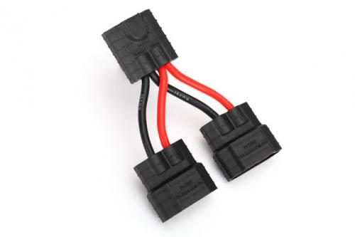 Traxxas iD Wire Harness - Parallel Battery Connection (Higher Overall Capacity for more Runtime)