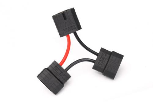 Traxxas ID Series Battery Connector Cable (Higher Overall Voltage for more Speed)