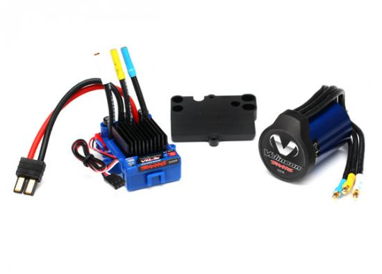 Traxxas Velineon VXL-3s Brushless Power System waterproof