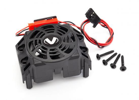 Traxxas Cooling fan kit (with shroud) Velineon 540XL motor