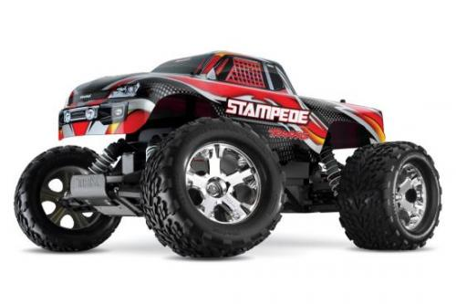 Traxxas Stampede XL-5 (With Battery + Charger)