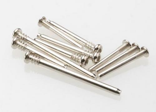 Traxxas Suspension screw pin set steel (hex drive) (requires part 2640 for a complete suspension pin set) (Rustler Stampede Bandit)