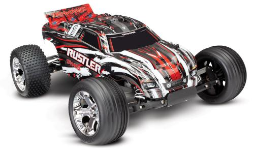 Traxxas Rustler XL-5 (Without Battery or Charger)
