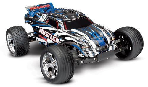 Traxxas Rustler XL-5 (With Battery + Charger)
