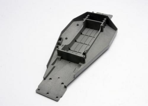 Traxxas Lower chassis (grey)