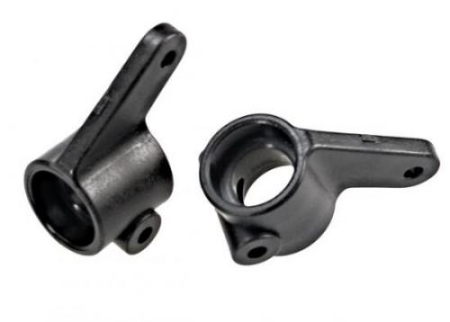 Traxxas Steering blocks left right (2) (requires 5x11x4mm bearings)