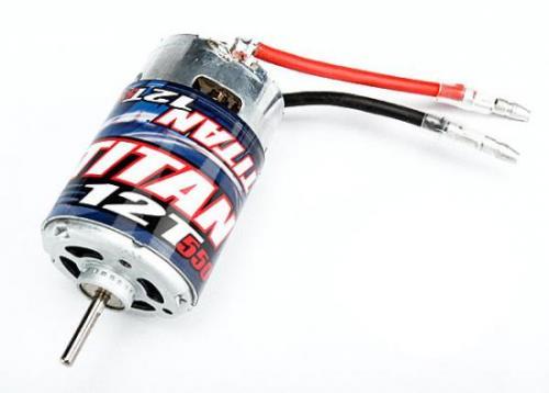 Motor - Titan 12T (12-Turn - 550 size)