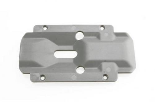 Traxxas Skidplate transmission nylon (grey)