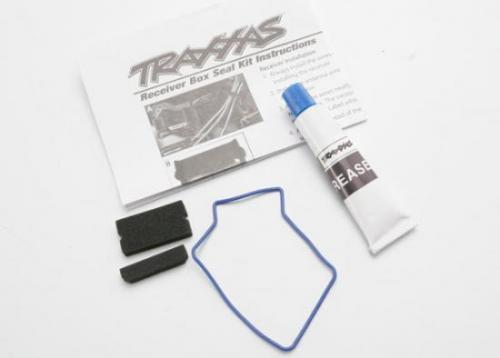 Traxxas Seal kit receiver box (includes o-ring seals and siliconee grease)