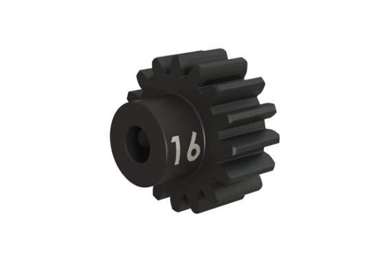 Traxxas 32DP Hardened Pinion Gear Gear - 3.2mm Shaft - 16T