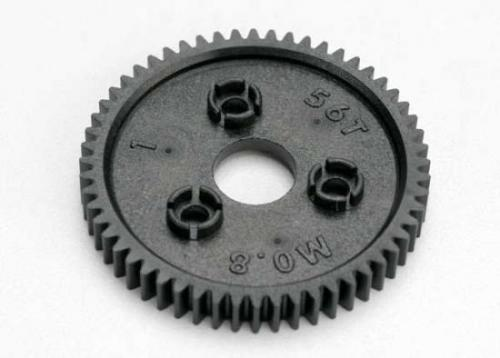 Traxxas Spur gear 56-tooth (0.8 metric pitch compatible with 32-pitch)