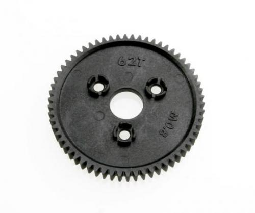 Traxxas Spur gear 62-tooth (0.8 metric pitch compatible with 32-pitch)