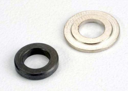 Traxxas Bearing spacers clutch bell 5x8.5x1.75mm (1)/ 5x11x1.1mm (1)
