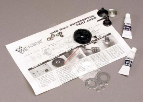 Traxxas Ball differential Pro-style (with bearings)