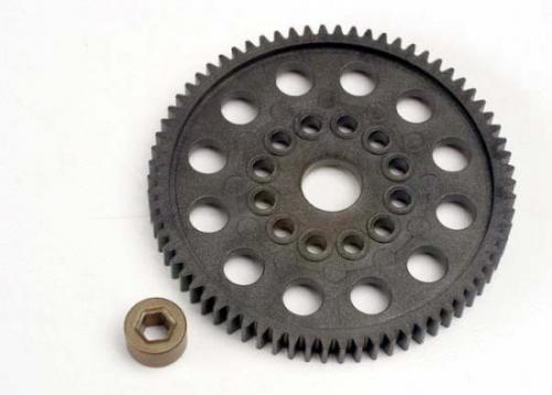 Traxxas Spur gear (70-tooth) (32-Pitch) w/bushing