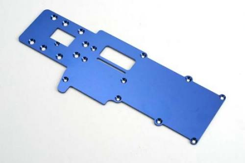 Traxxas Chassis plate T6 aluminum
