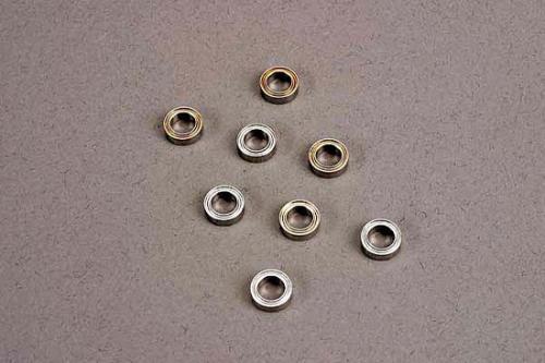 Ball Bearings - Steel Shielded (5x8x2.5mm) (8)