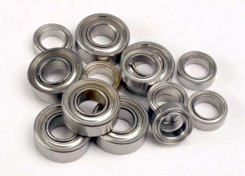 Ball Bearings -Steel Shielded (5x11x4mm) (6) & 5x8x2.5mm (8)