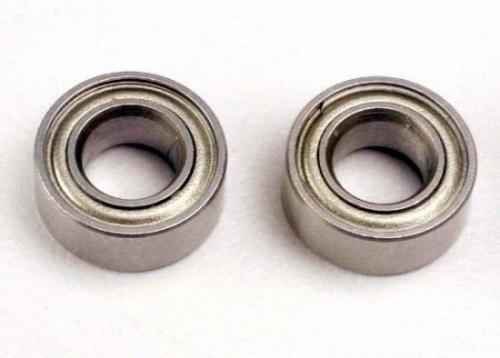 Ball Bearings - Steel Shielded (5x10x4mm) (2)