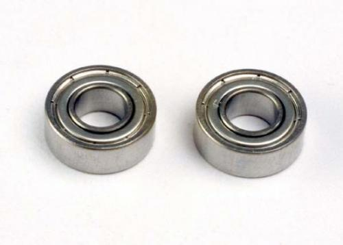 Ball Bearings - Steel Shielded (5x11x4mm) (2)