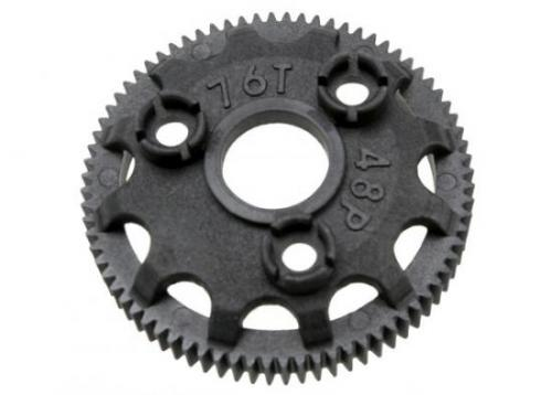 Traxxas Spur gear 76-tooth (48-pitch) (for models with Torque-Control slipper clutch)