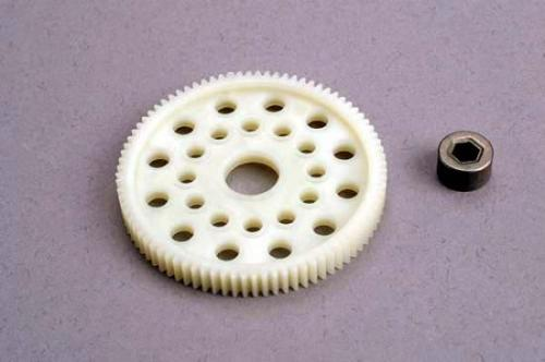 Traxxas Spur gear (81-tooth) (48-pitch) w/bushing