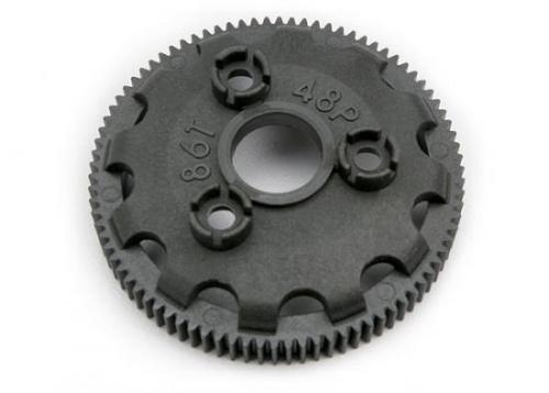 Traxxas Spur gear 86-tooth (48-pitch) (for models with Torque-Control slipper clutch)