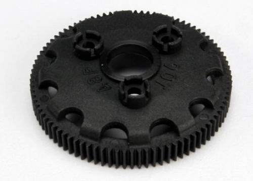 Traxxas Spur gear 90-tooth (48-pitch) (for models with Torque-Control slipper clutch)