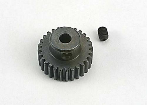 Traxxas Gear pinion (28-tooth) (48-pitch)/ set screw