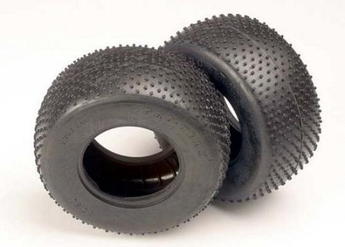 Traxxas Tires Pro-Trax mini-spiked 2.2 (rear) (2)