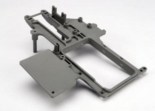 Traxxas Upper chassis (grey)