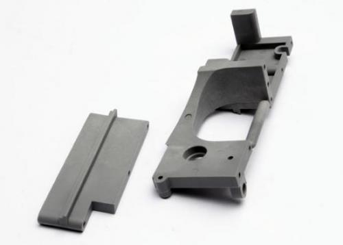 Traxxas Stiffeners chassis (L R) (grey)