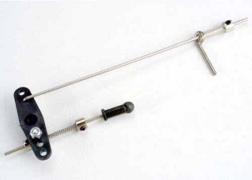 Traxxas Slide carb linkage set (throttle link brake link and hardware)