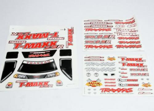 Traxxas Decal Sheet T-Maxx 2.5R