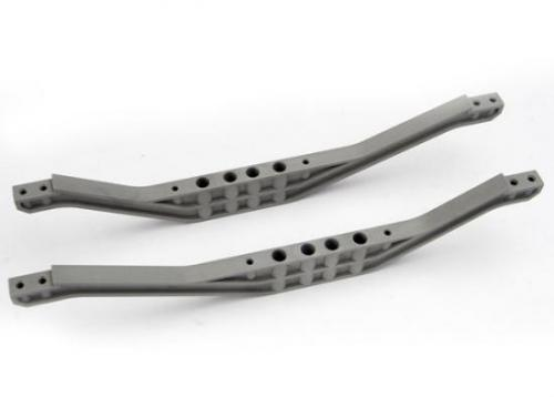 Traxxas Chassis braces lower (2) (grey)
