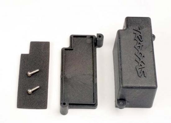 Traxxas Box battery/ adhesive foam chassis pad
