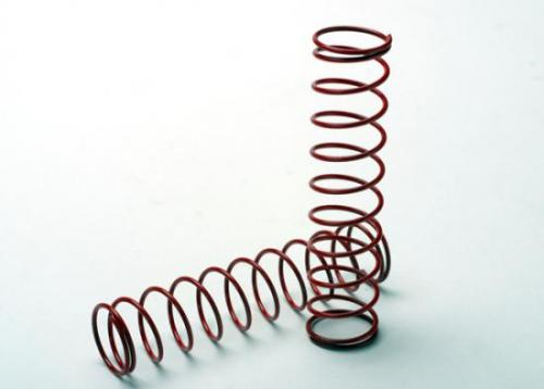 Traxxas Soft Red Rear Springs (for Ultra Shocks only)