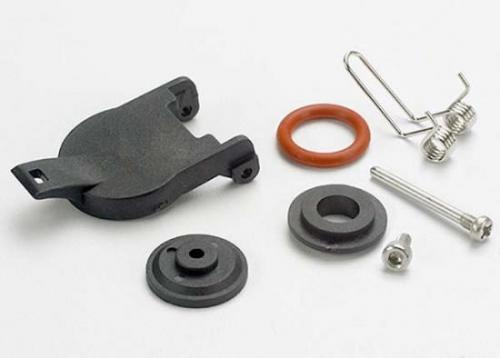 Traxxas Fuel tank rebuild kit (contains cap foam washer o-ring upper/lower retainers screw spring and screw pin)