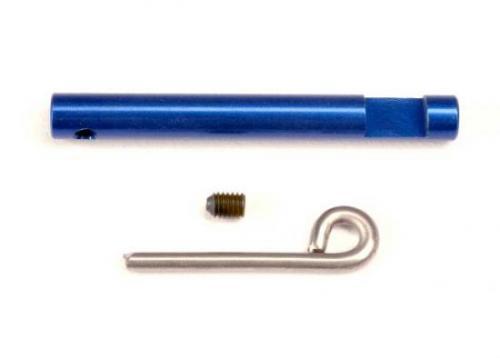 Traxxas Brake cam (blue)/ cam lever/ 3mm set screw