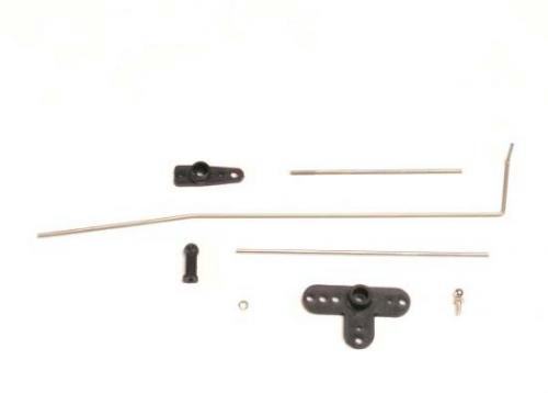Traxxas Wires: brake throttle shift/ servo horns: throttle brake shift ball screw and ball cup (shift shaft)