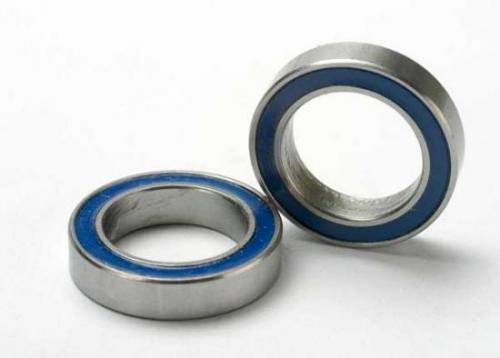 Ball Bearings - Rubber Shielded (12x18x4mm) (2)