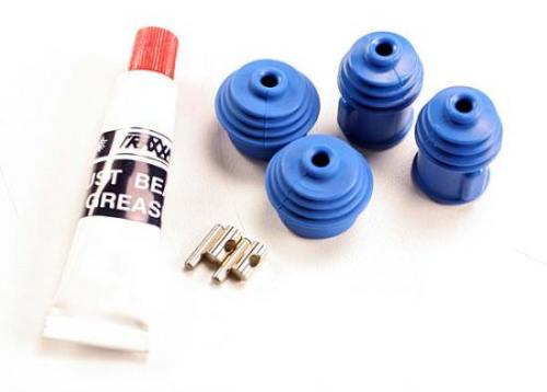 Traxxas Rebuild kit (for Revo/Maxx steel constant-velocity driveshafts) (includes pins dustboots lube for 2 driveshafts assemblies)