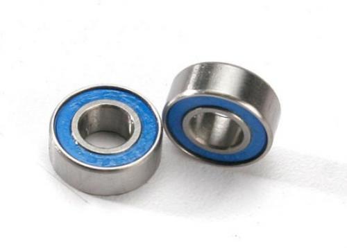 Ball Bearings - Rubber Shielded (6x13x5mm) (2)