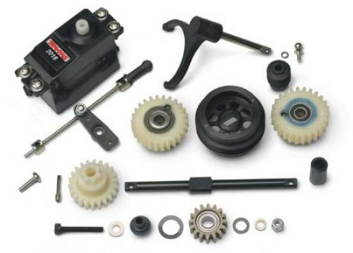 Traxxas Reverse upgrade kit (includes all parts to add reverse to SportMaxx)(includes 2018 servo)