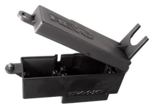 Traxxas Electronics box left/ box cover