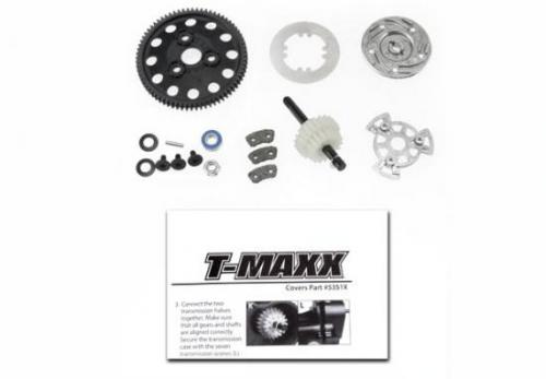 Traxxas T-Maxx Torque Control Slipper Upgrade Kit (fits first generation T-Maxx transmission w/o Optidrive) (patent pending)