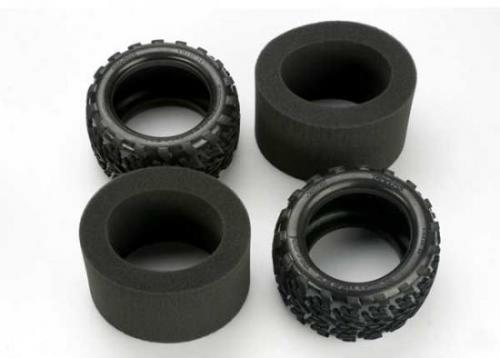 Traxxas Talon 3.8 Tires with foam inserts (2)