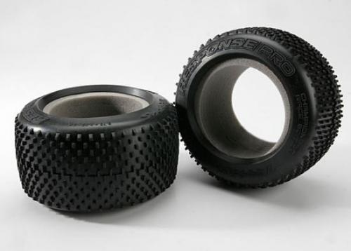 Traxxas Response Pro 3.8 Inch Tyres - Soft Compound - Pair